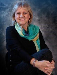 Madeleine Caron, présidente artistique de la 17 ième édition