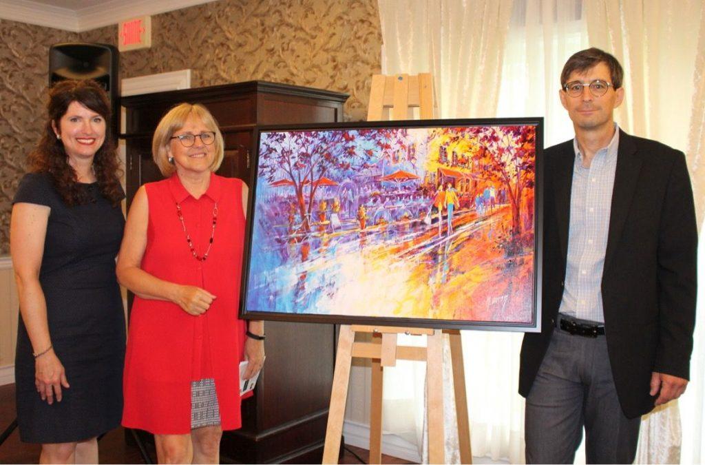 Sainte-Flore se fait belle pour accueillir les peintres – L'Hebdo du St-Maurice