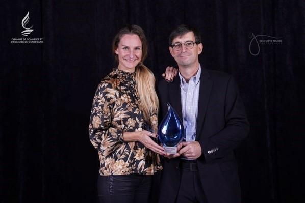 Gagnant du prix Tourisme & Culture